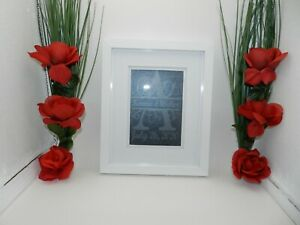 AAA Personalized Wedding Gift Glass Etched Frame Memorial Display Bride Groom