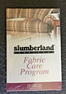 SLUMBERLAND FURNITURE FABRIC CARE PROGRAM KIT FOR CLEAN AND FRESH UPHOLSTERY