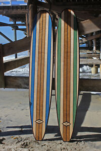 3 Custom Wood Surfboards You choose design Shipping