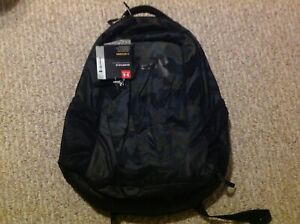 Under Armour Hustle 3.0 Backpack Water Resistant Unisex Camo