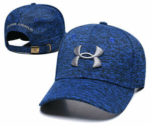 New Under Armour Stretch Fit Golf Baseball Cap Embroidered Unisex Men Women Hat