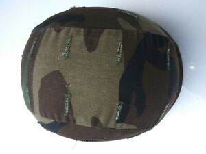 USGI PASGT Helmet Size Small with Woodland Cover
