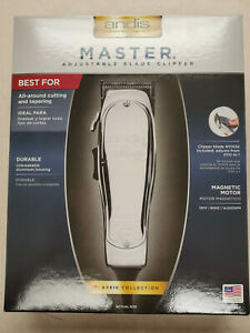 Andis  Professional Master Adjustable Blade Clipper 01557 BRAND NEW