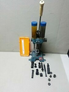 Pacific DL-150 Shotshell loading Press with extra accessories #3829