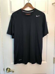 Nike dry fit shirt Medium Black Used $10.00