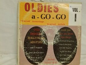 OLDIES A GO GO_VINYL LP_OTIS REDDING_EMILY PARKER_TONY BUTALA