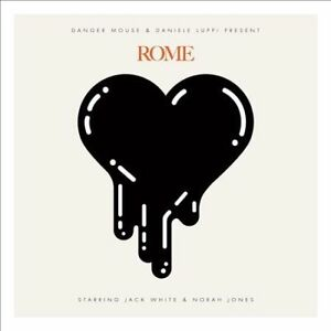 Rome by Danger Mouse/Daniele Luppi (CD, May-2011, Capitol)