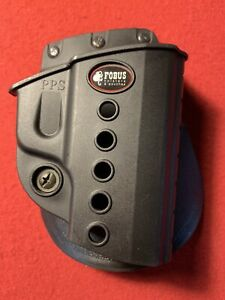 Fobus Paddle Holster Walther PPS M1