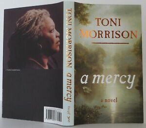 TONI MORRISON A Mercy SIGNED FIRST EDITION