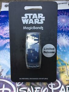 Disney Star Wars Galaxy's Edge Black Spire Outpost Magic Band In Hand