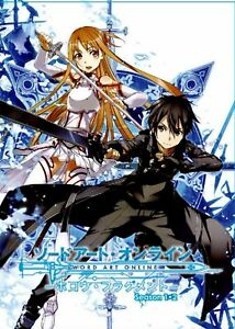 Sword Art Online (Season 1 and 2) DVD (Vol.1 to 49 end) English Dubbed