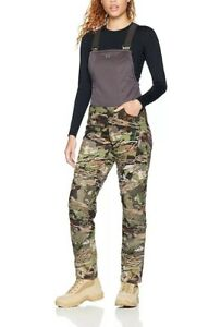 Under Armour Stealth Bib Mid Season Forest Camo 1282692 944 Women's XL New