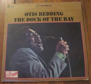 You'll be Redding for Anything w/ 1968 Dock of the Bay! Vtg Otis Redding Album