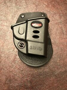 Fobus Paddle Holster For Ruger LCP Pistol