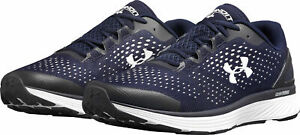 UNDER ARMOUR Charged Bandit 4 Men's Running Shoes (Size 9 - 13) 3020321-400 Navy