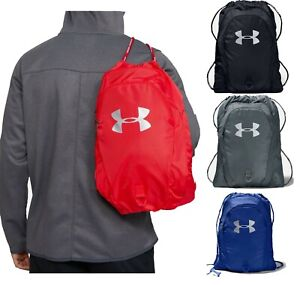 Under Armour Backpack UA Undeniable Sackpack 2.0 Drawstring Backpack $24.95