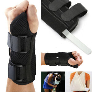 Hand & Wrist Brace Support Splint Wrist Injury Relieve - Carpal Tunnel Syndrome