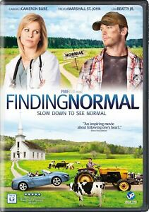 Finding Normal DVD Andrew Bongiorno NEW $5.99