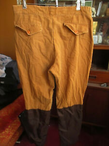 34x30 Vtg 80s USA Cabelas Hunting Pants Jeans