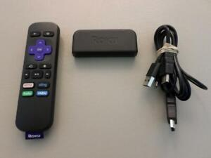 Roku Express 3900x Media Streamer Black
