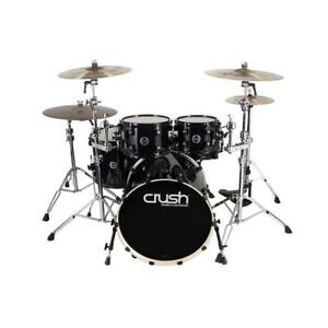 Crush Chameleon Complete 5 Piece Drum Set with 22