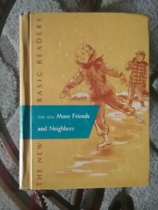 The New More Friends and Neighbors 2nd Gr Dick and Jane Very Good Condition