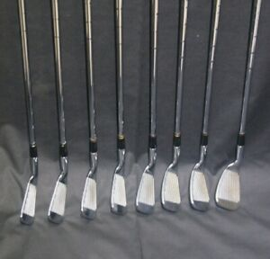 Wilson Staff Progressive 3-PW cavity back and muscle back irons