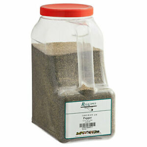 Bulk Table Grind Black Pepper, Spice, Seasoning (select quantity from drop down)