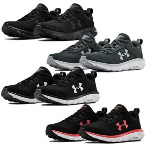 NEW Under Armour Women's Sneakers UA Charged Assert 8 Running Shoes $69.95