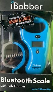 iBobber By ReelSonar Bluetooth Scale Tape Measure - Smartphone App. - New