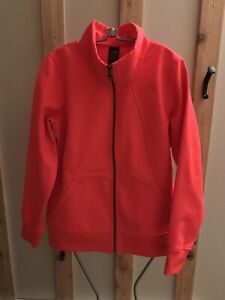 Womens Northface Sz M Waterproof Coat With Very Soft Insides