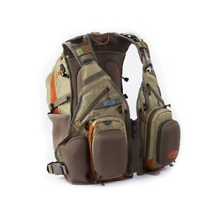 Fishpond Wildhorse Tech Pack Vest Fly Fishing Driftwood