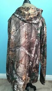 Under Armour Storm Hoodie Size 2XLT Men's Loose-RealTree Xtra 1286067