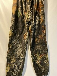 Browning Pro Series Hydro Fleece Camo Pants Size MED