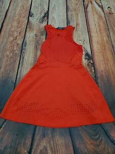 Adidas Stella McCartney Red Barricade Tennis Dress & Shorts Small