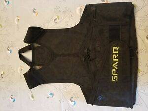 Nike Sparq Weighted Resistance Training vest Size S Cross Fit Endurance Fitness