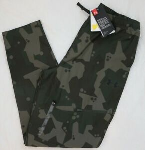 NWT Under Armour Boys Courtside Cargo Pants Camouflage Camo Youth $70 XL X Large $29.98