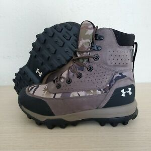 Under Armour SF Bozeman 2.0 600G Camo Hunting Boots Womens Size 6 1299239 900