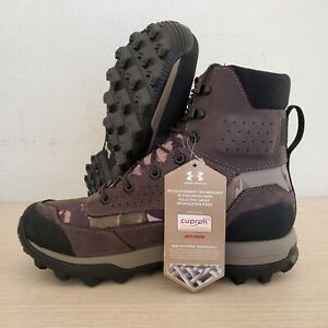 Under Armour Speed Freek Bozeman 2.0 Hunting Boots Womens Size 11 (1299240-943)