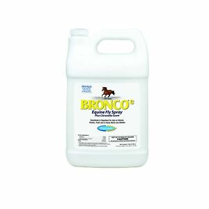 Farnam Fly Spray Repellent  For Horses Ponies and Dogs 128 oz Refill