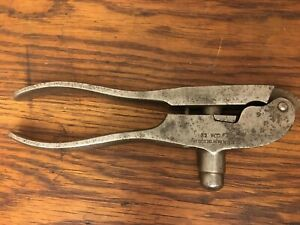Vintage Winchester Repeating Arms Co. Bullet 32 WCF Reloading Tool 1880s USA