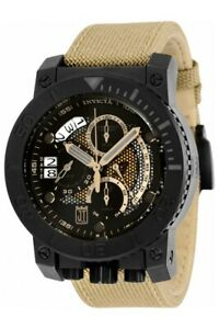 Invicta Men's 48mm JT Corduba Titanium Ltd Ed Swiss Chrono Strap Watch 29664