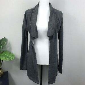 Champion Target Womens Gray Cardigan Athleisure Long Sleeve Sweater Size Small $12.99