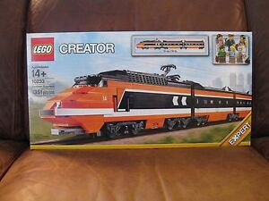 LEGO 10233 - Horizon Express [Brand New]