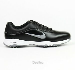 Nike Air Zoom Rival 5 ( Men's Size 11W ) Golf Shoes Black Wide 878957-001