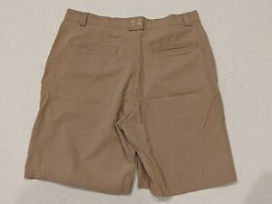 Under Armour Golf Shorts Sz 36 Mens Pre-owned Excellent Condition