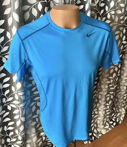Nike Dri Fit Pro Combat Men's T-shirt Active Top Large Fitted