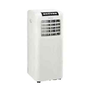 Haier Portable 8000 BTU AC Unit with Remote White For Parts 2 Pack