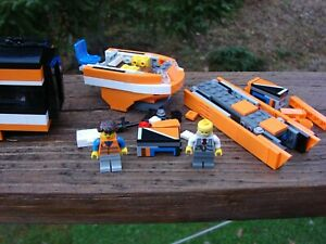 Lego Creator Horizon Express 10233 (Partial set)