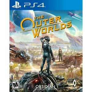 Private Division The Outer Worlds PlayStation 4 $13.00